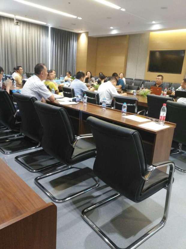 杭开科技参加天津技术交流会
