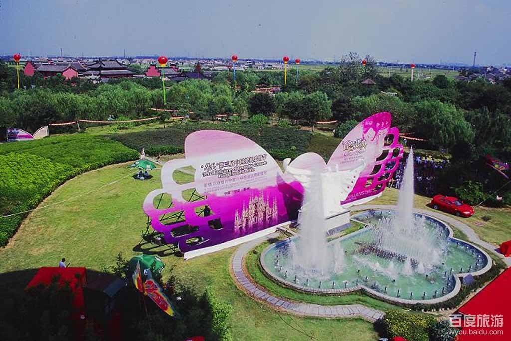 宁波鄞州区高桥梁祝文化公园