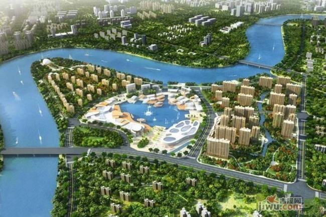 宁波鄞州区华侨城欢乐海岸